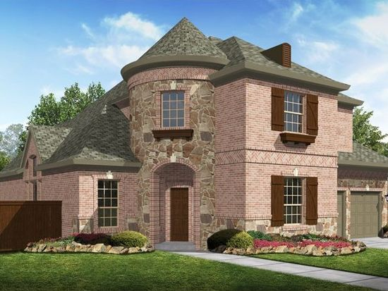 Claiborne - The Preserve At Pecan Creek by Standard Pacific Homes