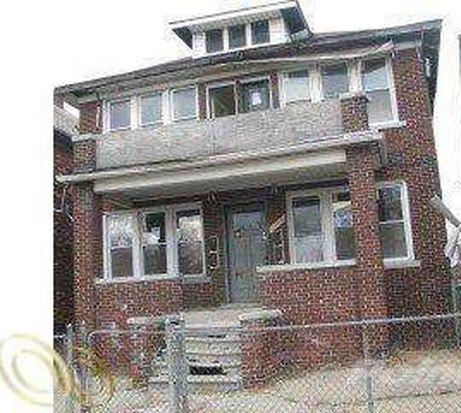 1664 Blaine St, Detroit, MI 48206