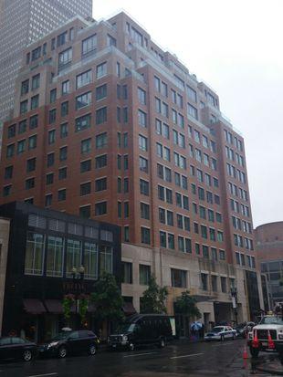 776 Boylston St UNIT W9B, Boston, MA 02199