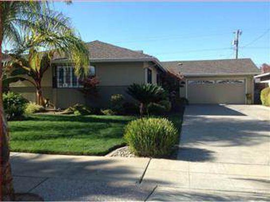 4755 Sally Dr, San Jose, CA 95124