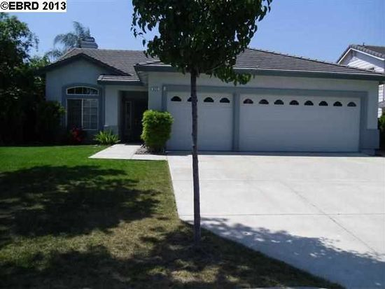 675 Red Rome Ln, Brentwood, CA 94513