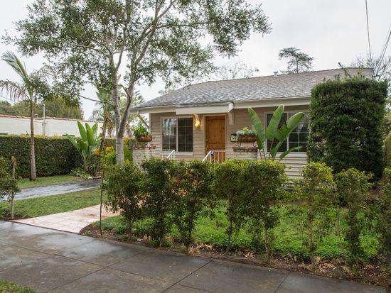 821 W Arrellaga St, Santa Barbara, CA 93101