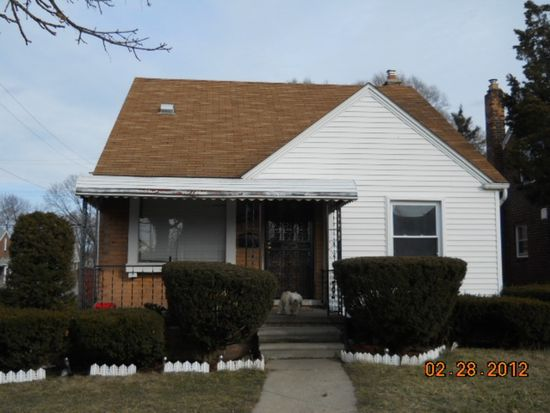 19408 Alcoy St, Detroit, MI 48205
