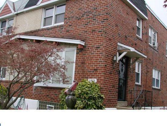 1953 Goodnaw St, Philadelphia, PA 19115
