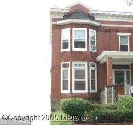 2401 Harlem Ave, Baltimore, MD 21216