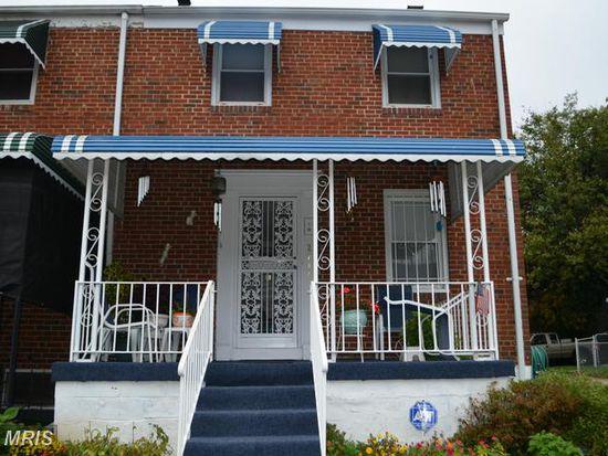 2704 Uhler Ave, Baltimore, MD 21215