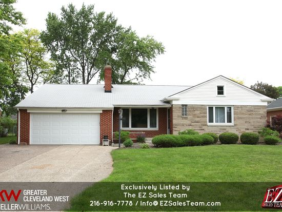 21190 Cromwell Ave, Fairview Park, OH 44126