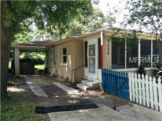 1224 W Kaley St, Orlando, FL 32805