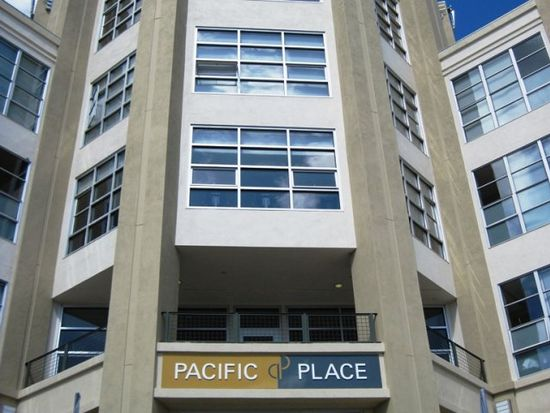 Pacific Place Apartment Homes, One Bedroom One and a Half Bathroom w/Den