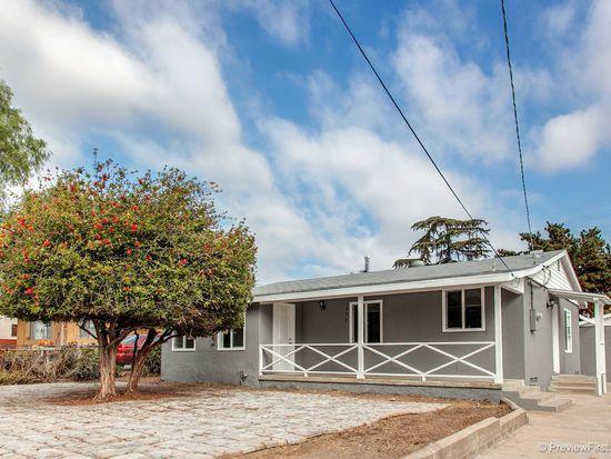 537 Fergus St, San Diego, CA 92114