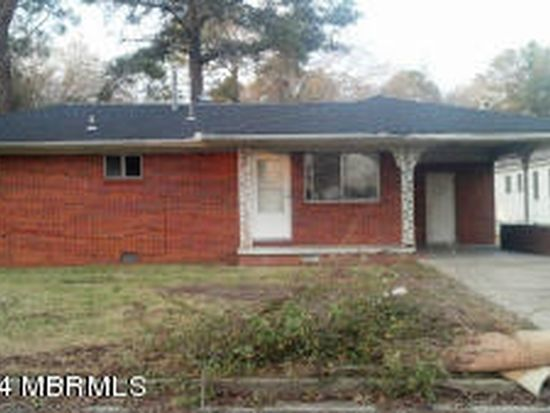 4402 15th St, Meridian, MS 39307