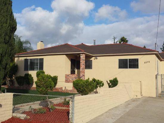 5575 Lesa Rd, La Mesa, CA 91942