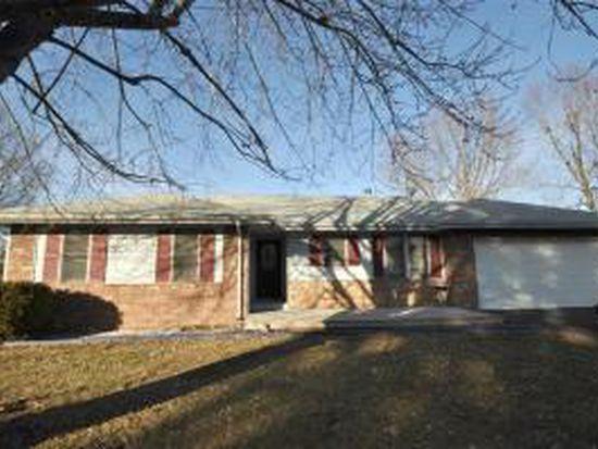 1507 E Sycamore St, Ozark, MO 65721