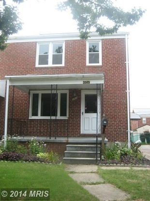 3505 Northway Dr, Baltimore, MD 21234