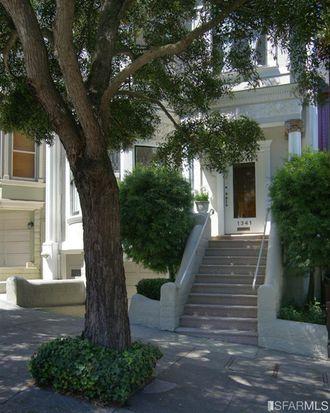 1341 Masonic Ave, San Francisco, CA 94117