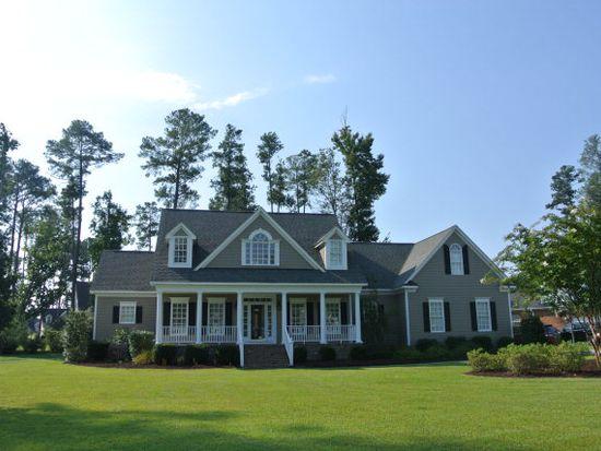 3642 Eagle Farm Dr N, Wilson, NC 27896