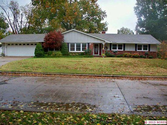 1412 SE Greystone Ave, Bartlesville, OK 74006