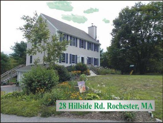 28 Hillside Rd, Rochester, MA 02770