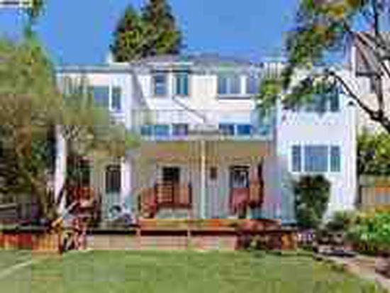 938 Santa Barbara Rd, Berkeley, CA 94707