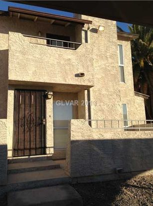 3770 Shirebrook Dr APT 80, Las Vegas, NV 89115