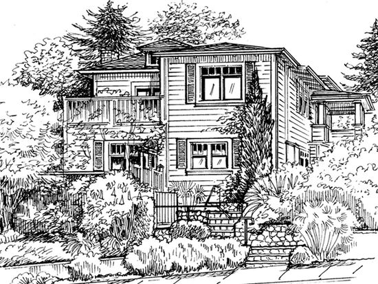 220 Monte Vista Ave APT 3, Oakland, CA 94611