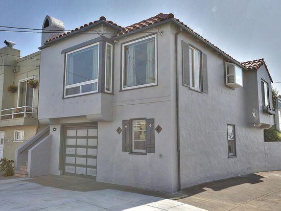 1601 39th Ave, San Francisco, CA 94122