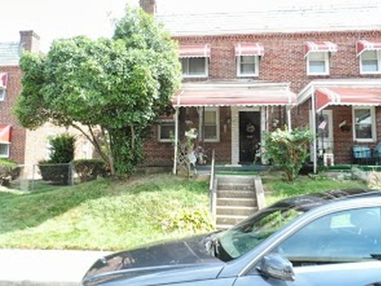 3911 Bareva Rd, Baltimore, MD 21215