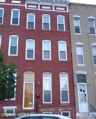 1632 E Preston St, Baltimore, MD 21213