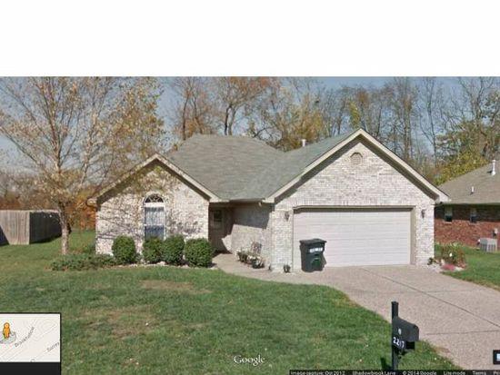 2217 Shadowbrook Ln, Jeffersonville, IN 47130