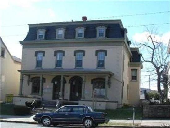 215 W Broad St APT 6, Bethlehem, PA 18018