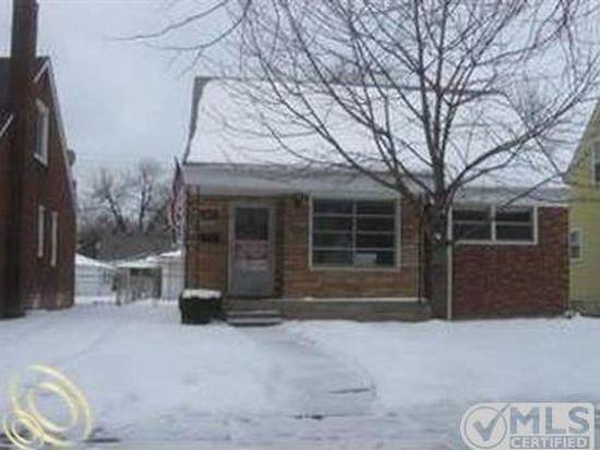6461 Rosemont Ave, Detroit, MI 48228