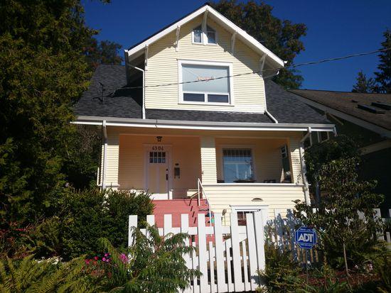 6306 16th Ave NE, Seattle, WA 98115