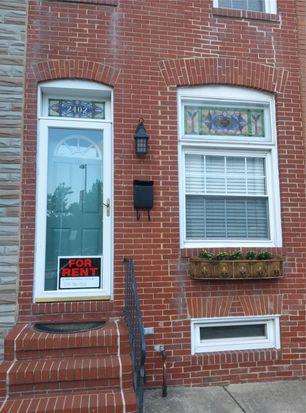 2402 Hudson St, Baltimore, MD 21224