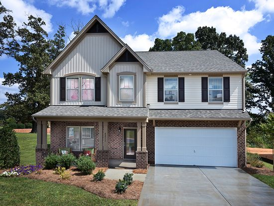 The Townsend - Roddey Park by True Homes - Charlotte