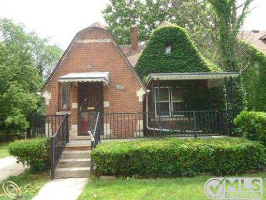 9632 Montrose St, Detroit, MI 48227