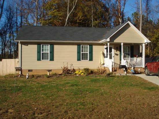 610 Grants Crossing Ln, Spencer, NC 28159