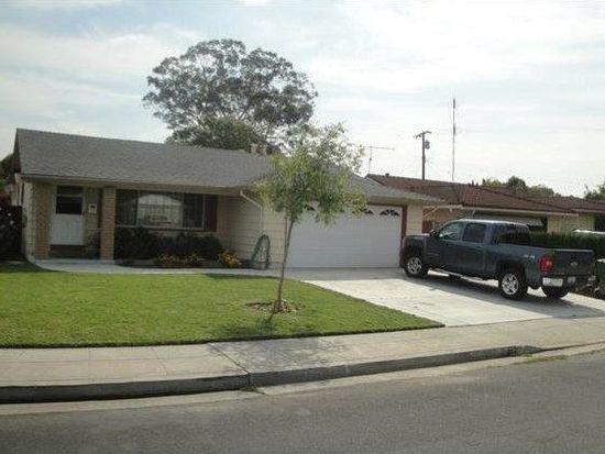 736 Baird Ave, Santa Clara, CA 95054