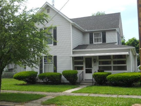 214 S 2nd St, North Baltimore, OH 45872