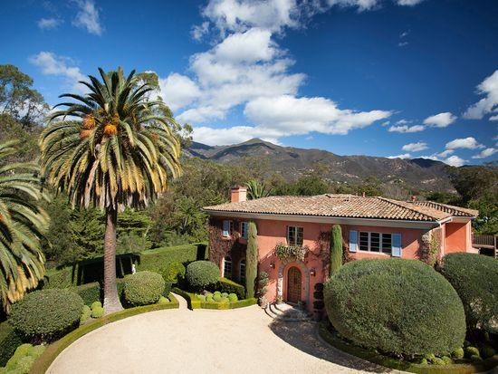 584 Barker Pass Rd, Santa Barbara, CA 93108