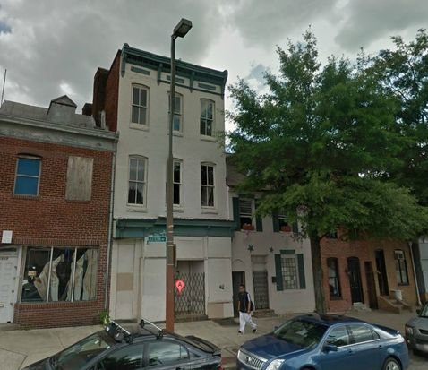 1513 Eastern Ave, Baltimore, MD 21231
