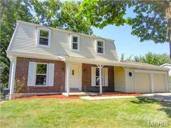 1315 Brandywine Ln, Saint Peters, MO 63376