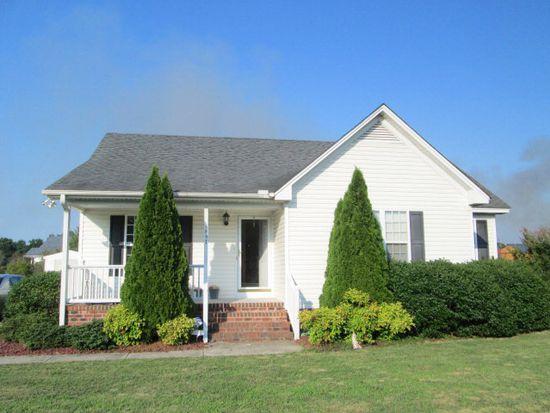 4847 Frank Price Church Rd, Wilson, NC 27893