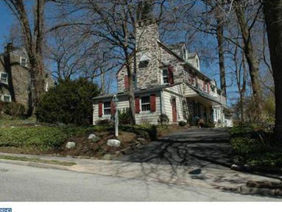 251 N Bent Rd, Wyncote, PA 19095