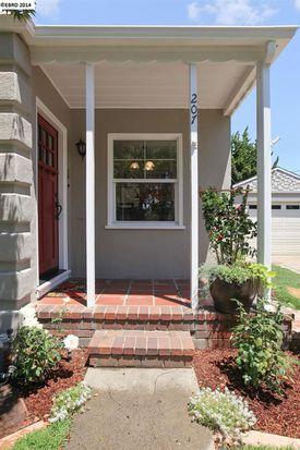 207 Haight Ave, Alameda, CA 94501