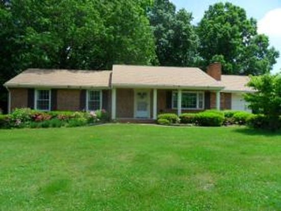 1802 Oakwood St, Bedford, VA 24523