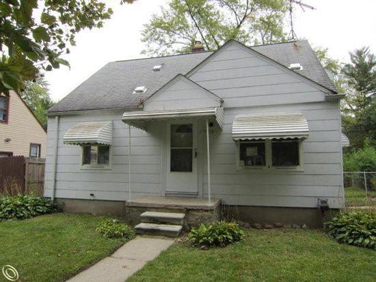 17225 Salem St, Detroit, MI 48219