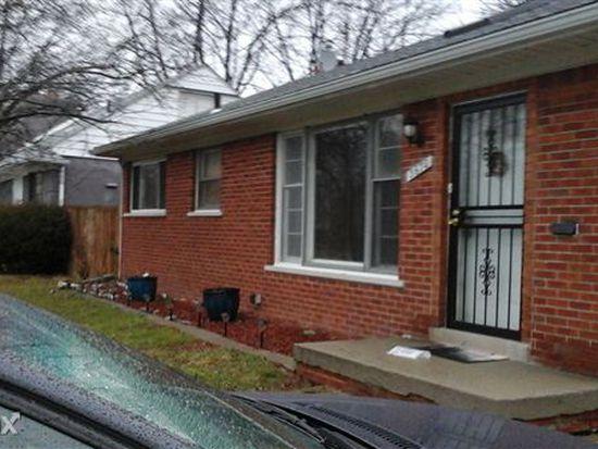 3670 Woodhall St, Detroit, MI 48224