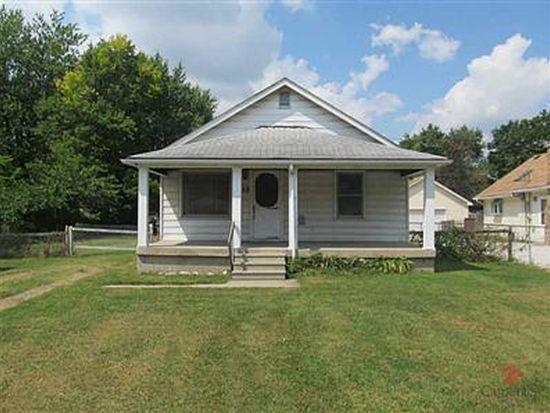 1052 N Berwick Ave, Indianapolis, IN 46222