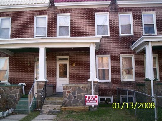 3215 Phelps Ln, Baltimore, MD 21229