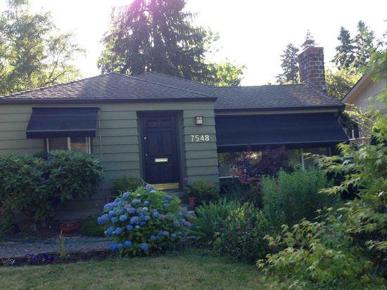 7548 44th Ave NE, Seattle, WA 98115